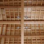 【家のこと】屋根の構造が天井です。