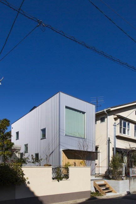 離れの新築住宅