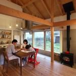気持ちのいい家 – 田中町の家