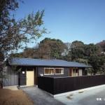 伯方島の家 – 完成