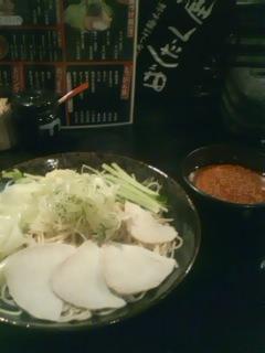 廣島つけ麺 ばくだん屋