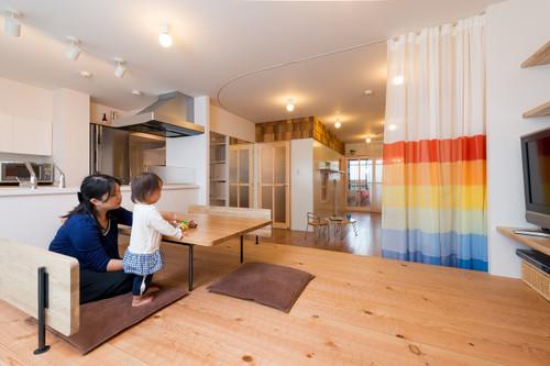 北花田の家