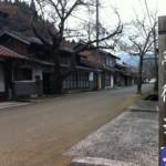 岡山県真庭郡新庄村に行きました