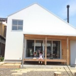 写真のお便り! ー 田中町の家