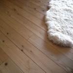 吉野杉の床板