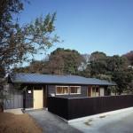 伯方島の家