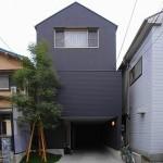 堀上町の家
