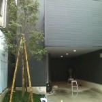 植樹完了!@堺