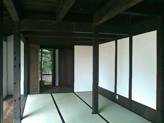 古民家の和室