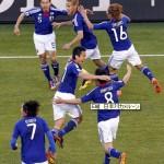 World Cup! Japan Win!