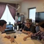 実施打合せ ー 香芝市白鳳台木造戸建て住宅の耐震リフォーム