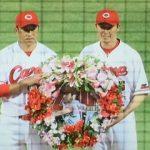 おめでとう、黒田投手。