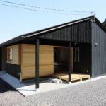 【設計実績】木造平屋建て新築住宅-京都府