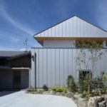 【設計実績】木造二階建て新築住宅-大阪府