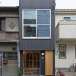 【設計実績】木造長屋住宅のリノベーション-大阪市