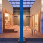 【設計実績】鉄骨倉庫のコンバージョン-徳島県